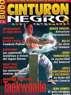 CENTURION NEGRO Cover Feb 2003 TN