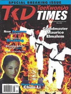 TKD TIMES MAY 2009 TN
