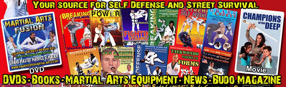 Home | Maurice Pro Martial Arts